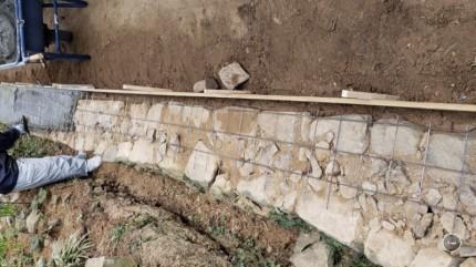 ③撤去後、コンクリート仕上げ 1