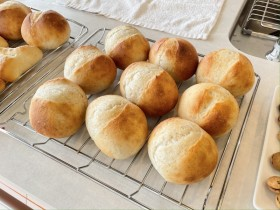 パン教室で作ったパン